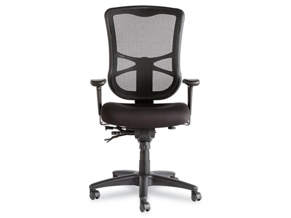 Elusion Series Mesh High Back Multifunction Chair Black New