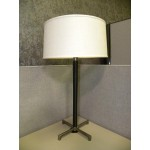 Nessen Lighting NT451 Lange Leather Table Lamp