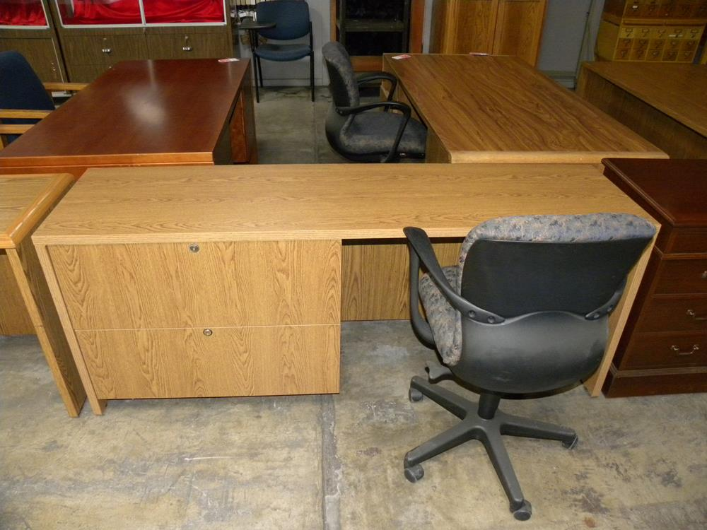 Used Office Furniture Modesto Pedestal Bowl Nosed Standard