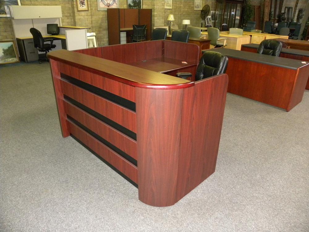 Receptionist Desk Used Hostgarcia