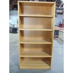 Laminate & Veneer Bookcases
