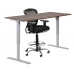 "Standing Desk, Adjustable Height 30""x60"" with Electrical Height Adjustment between 27"" - 47"" High, Five Colors"